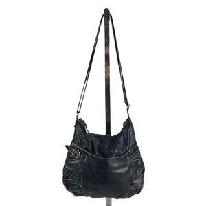 Marc Fisher Leather Crossbody Shoulder Handbag